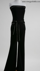 1970, 1970s, jumpsuit, romper, vintage jumpsuit, vintage romper 1970s jumpsuit, 1970s romper