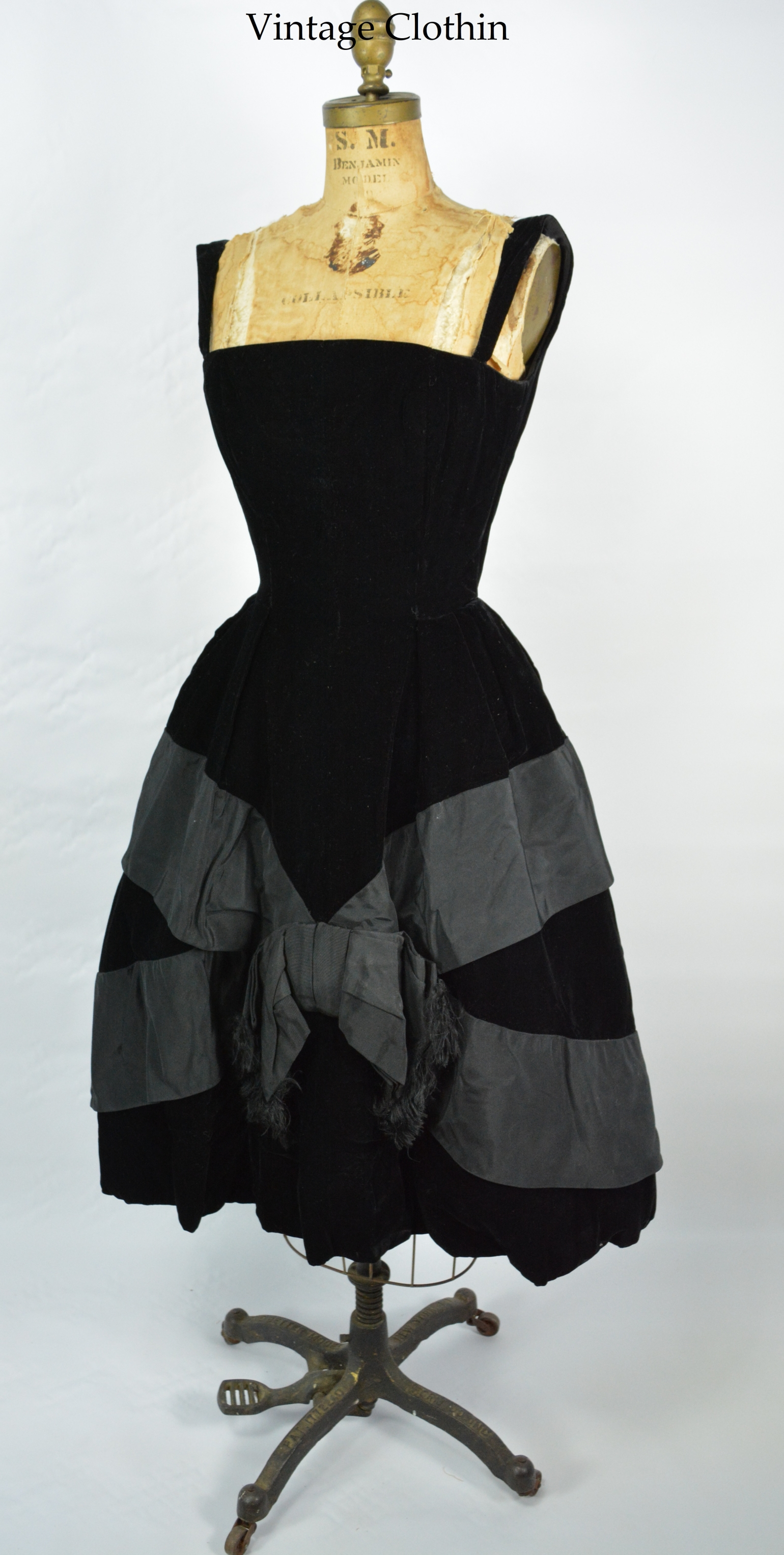 1950s Suzy Perette Dress