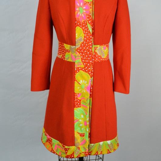 1960s Lilli Ann Coat, 1960s Lilli Ann Mod Coat, Red Coat, 1960s Coat, 60s Coat, Jacket, Lilli Ann, Vintage Coat, 1960s Coat, Coat