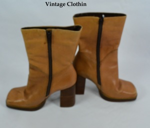 1970s Candies Platform Boots
