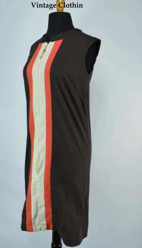 1960s I. Appel Shift Dress