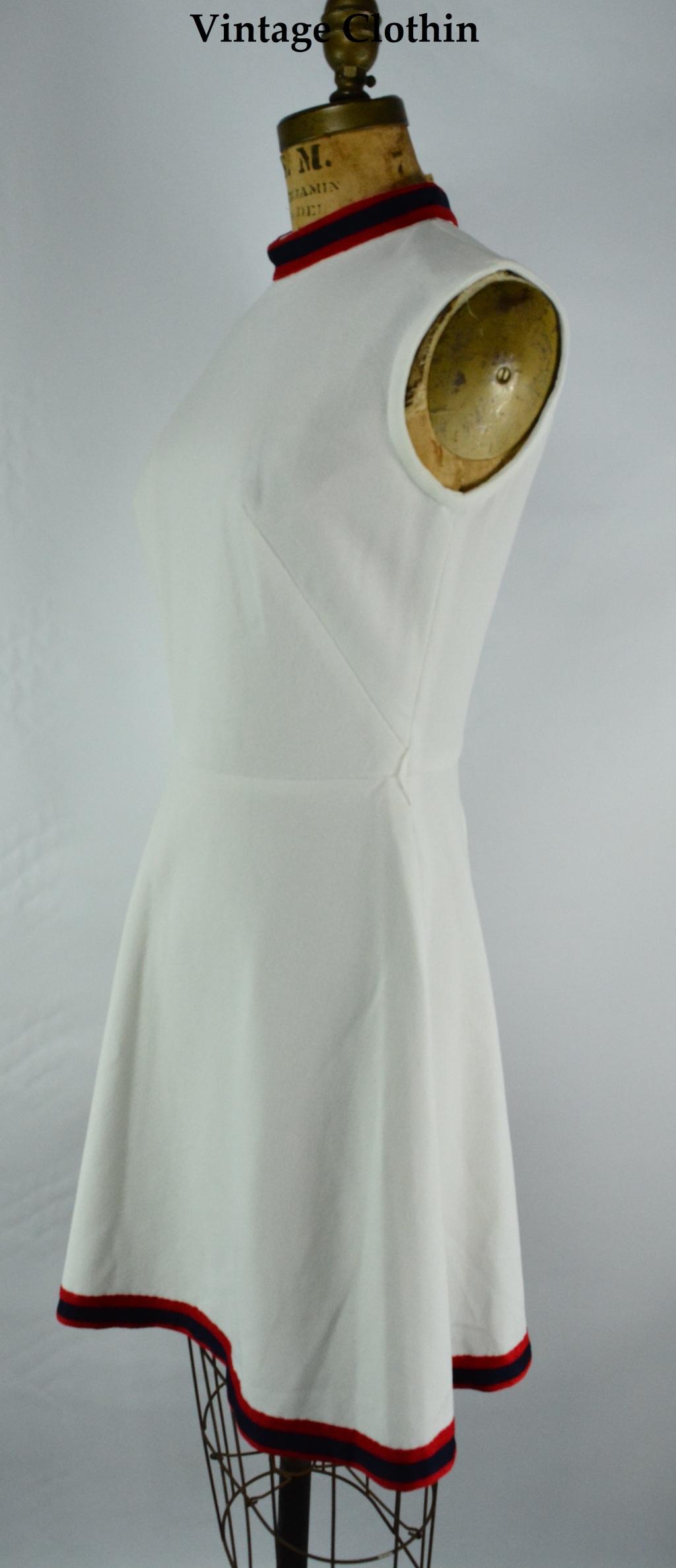 1960s Tennis Dress