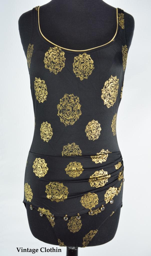 c1980's Roxanne Swimsuit