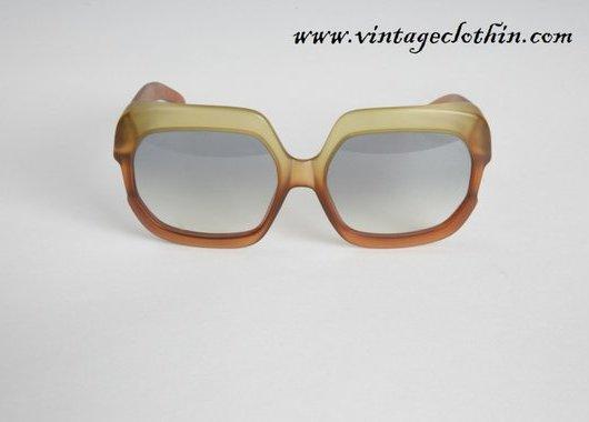 1970s Christian Dior Sunglasses