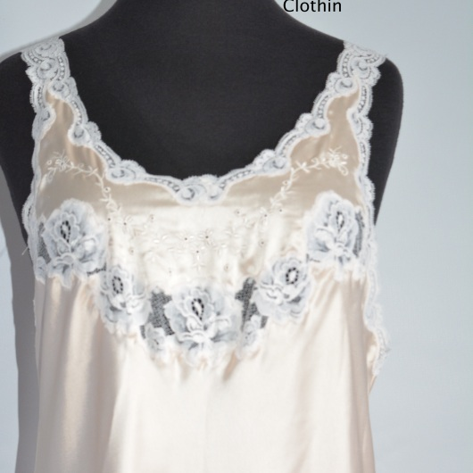 1970s Christian Dior Nightgown