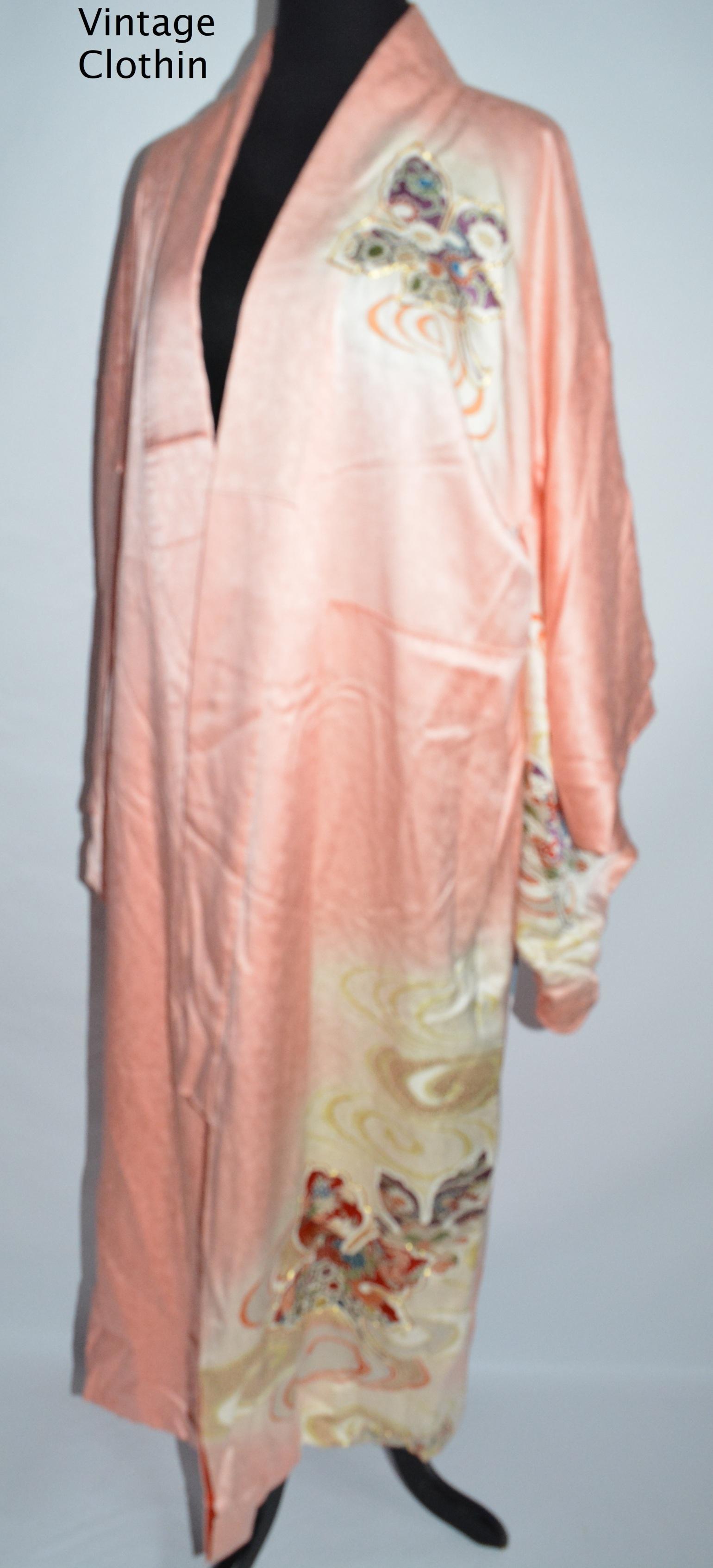 1940s Japanese Kimono