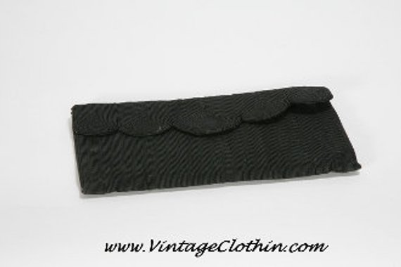 1940's M & C Corde Clutch Purse